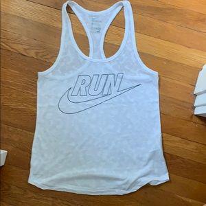 Nike dri-fit RUN tank